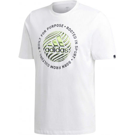 adidas M HYPRRL SLGN T - Men's T-Shirt
