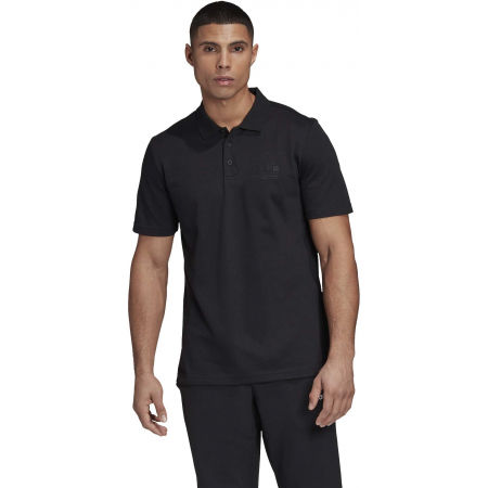 Tricou polo bărbați - adidas BRILLIANT BASICS POLO SHIRT - 4