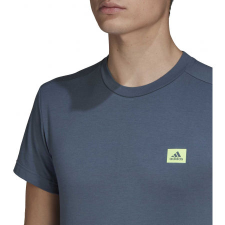 Men's T-Shirt - adidas MENS D2M MOTION PACK TEE - 8
