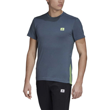 Men's T-Shirt - adidas MENS D2M MOTION PACK TEE - 3
