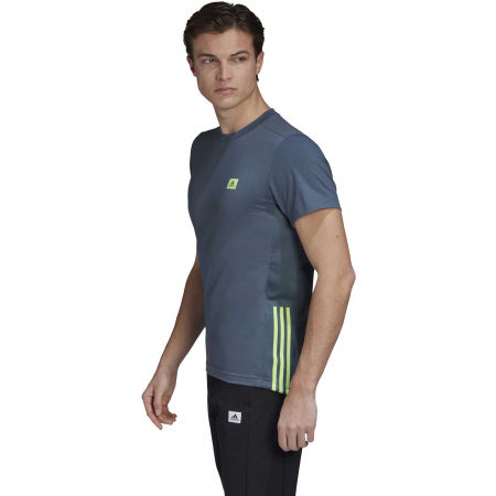 Men's T-Shirt - adidas MENS D2M MOTION PACK TEE - 5