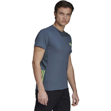 Men's T-Shirt - adidas MENS D2M MOTION PACK TEE - 6