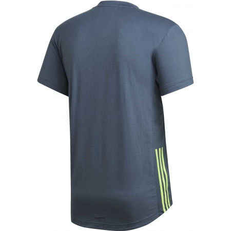 Men's T-Shirt - adidas MENS D2M MOTION PACK TEE - 2