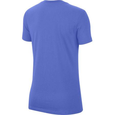 Дамска тениска - Nike NSW TEE ESSNTL ICON FUTUR W - 2