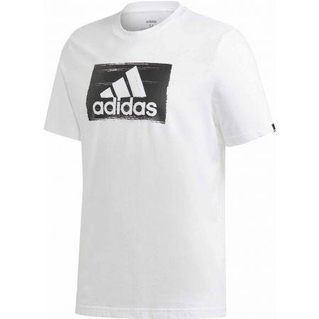 Pánské triko - adidas M BRSHSTRK T - 1