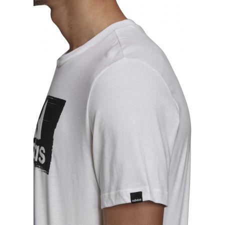 Pánské triko - adidas M BRSHSTRK T - 9