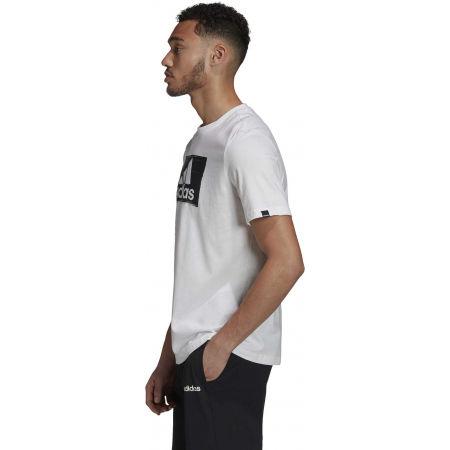 Men's T-Shirt - adidas M BRSHSTRK T - 6
