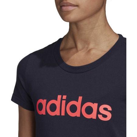 Női póló - adidas E LIN SLIM TEE - 8