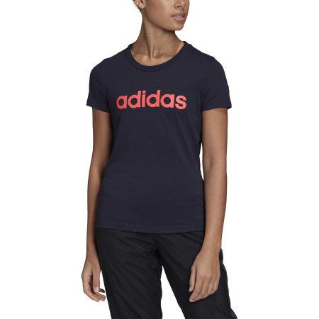 Női póló - adidas E LIN SLIM TEE - 3