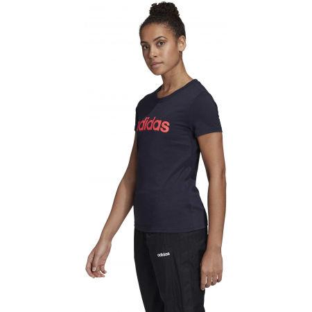 Női póló - adidas E LIN SLIM TEE - 5