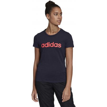 Női póló - adidas E LIN SLIM TEE - 4
