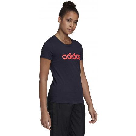 Női póló - adidas E LIN SLIM TEE - 6