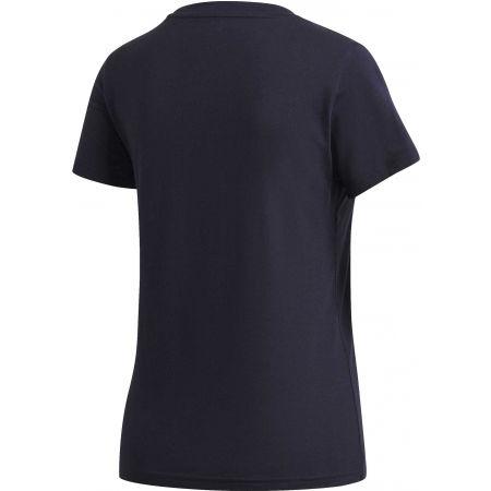 Női póló - adidas E LIN SLIM TEE - 2