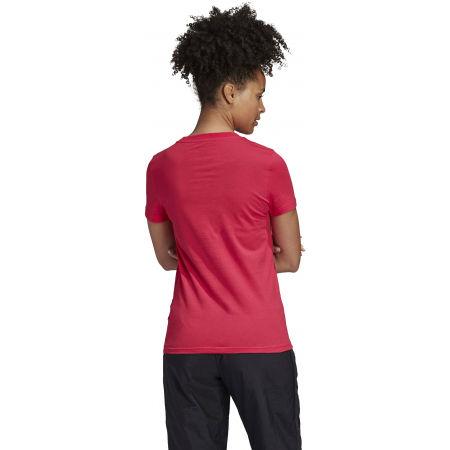 Dámske tričko - adidas E LIN SLIM TEE - 7