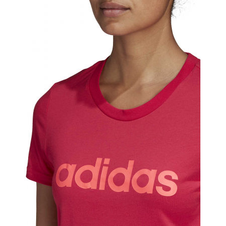 Dámske tričko - adidas E LIN SLIM TEE - 8