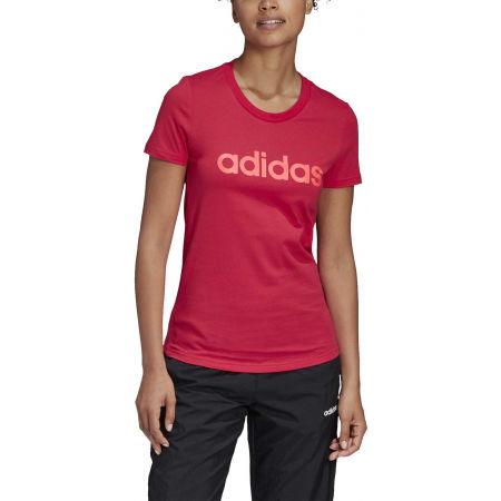 Dámske tričko - adidas E LIN SLIM TEE - 3