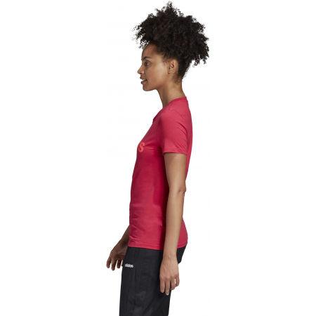 Dámske tričko - adidas E LIN SLIM TEE - 5