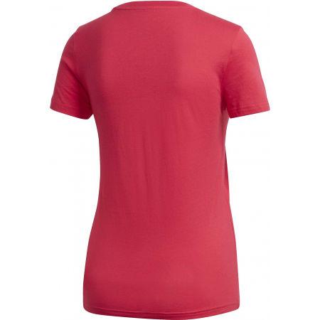 Dámske tričko - adidas E LIN SLIM TEE - 2