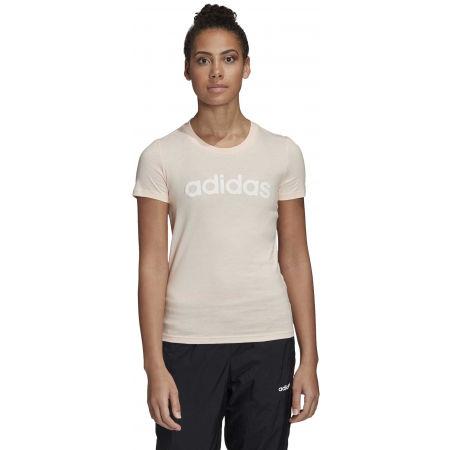 Dámske tričko - adidas E LIN SLIM T - 4