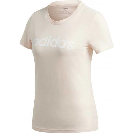adidas E LIN SLIM T - Dámské triko