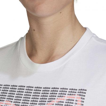 Dámske tričko - adidas W ADI HEART T - 8