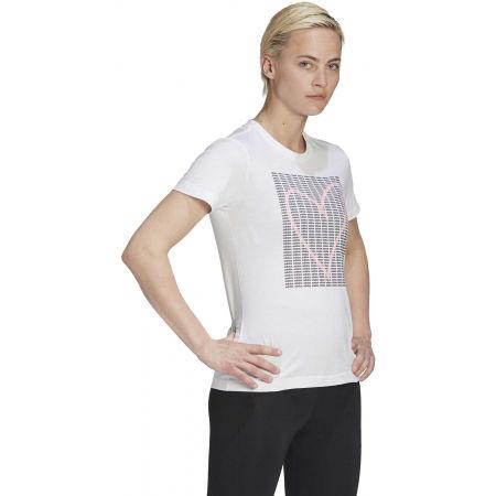 Dámske tričko - adidas W ADI HEART T - 6