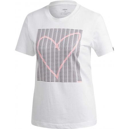 Tricou damă - adidas W ADI HEART T - 1