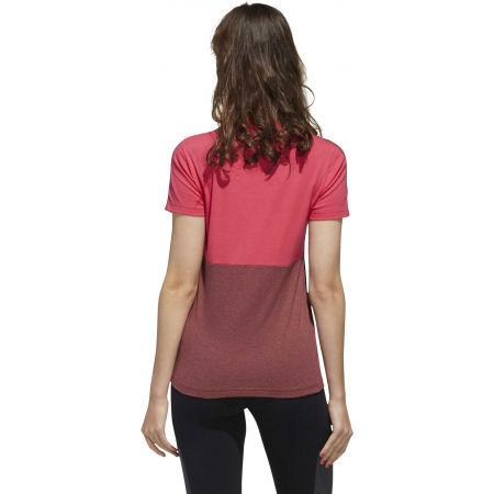Women's T-shirt - adidas E CB T-SHIRT - 7