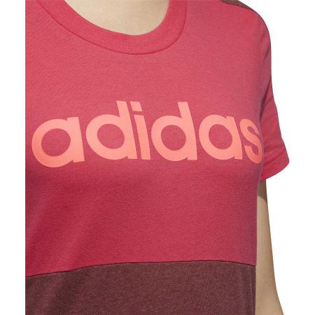 Women's T-shirt - adidas E CB T-SHIRT - 8