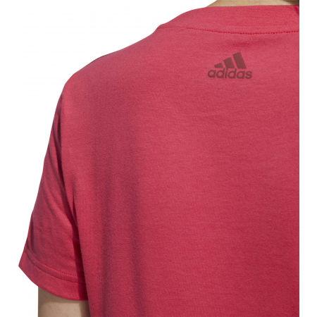 Women's T-shirt - adidas E CB T-SHIRT - 10
