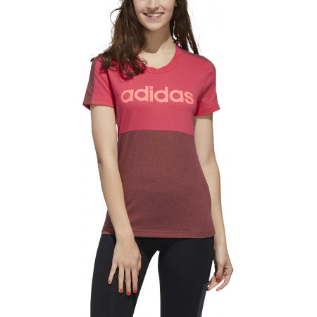 Women's T-shirt - adidas E CB T-SHIRT - 3