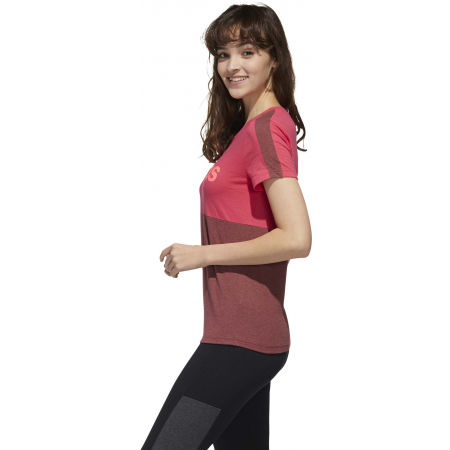 Women's T-shirt - adidas E CB T-SHIRT - 5