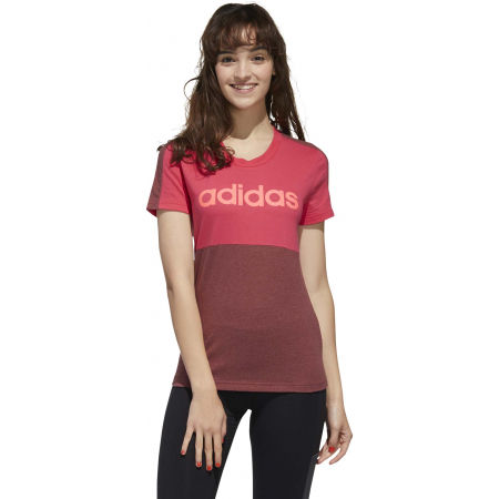 Women's T-shirt - adidas E CB T-SHIRT - 4