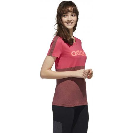Women's T-shirt - adidas E CB T-SHIRT - 6