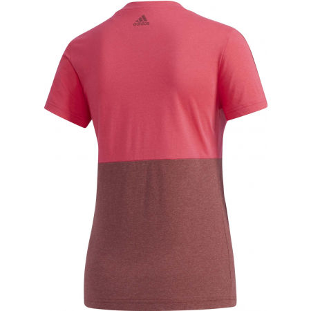 Women's T-shirt - adidas E CB T-SHIRT - 2