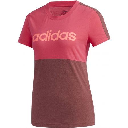 adidas E CB T-SHIRT - Dámske tričko