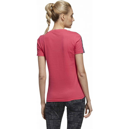 Tricou damă - adidas WOMENS ESSENTIALS TAPE TEE - 7