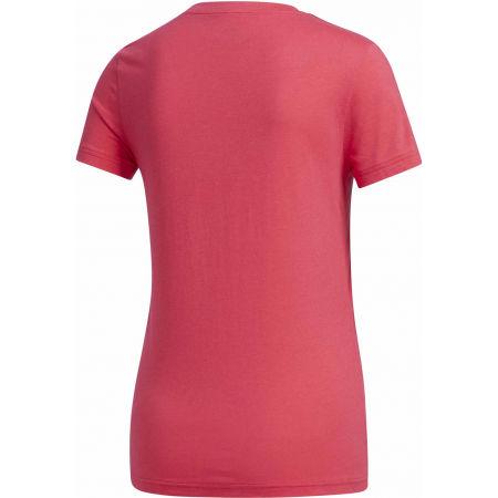 Tricou damă - adidas WOMENS ESSENTIALS TAPE TEE - 2