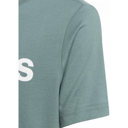 Тениска за момчета - adidas YB E LIN TEE - 4