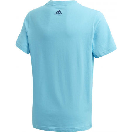 Tricou băieți - adidas YB BADGE OF SPORTS TEE - 2