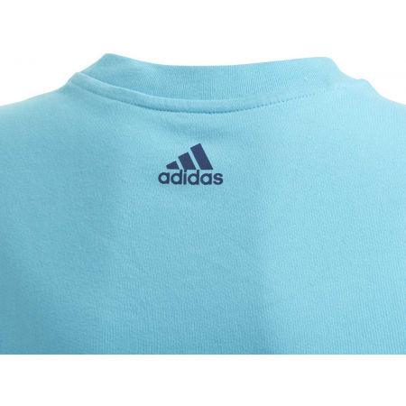 Tricou băieți - adidas YB BADGE OF SPORTS TEE - 3