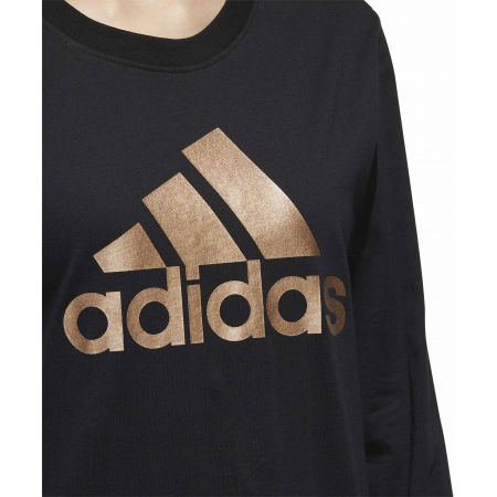 Дамска тениска - adidas U-B LONG SLEEVE T-SHIRT - 8