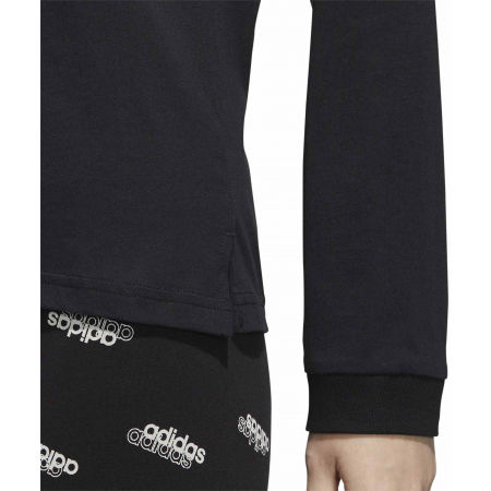 Дамска тениска - adidas U-B LONG SLEEVE T-SHIRT - 9