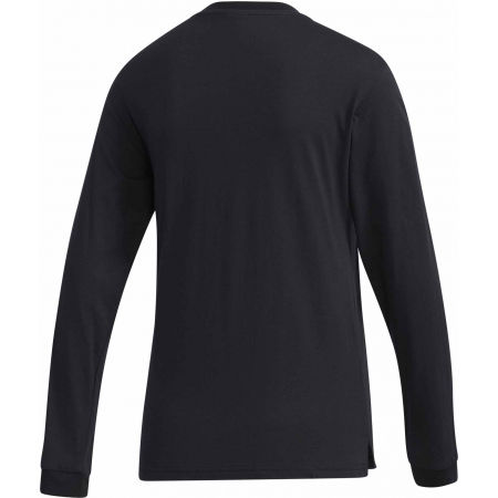 Дамска тениска - adidas U-B LONG SLEEVE T-SHIRT - 2