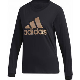 adidas U-B LONG SLEEVE T-SHIRT - Dámské tričko