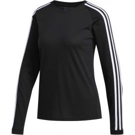 adidas 3 STRIPES LONGSLEEVE - Women's sports T-shirt