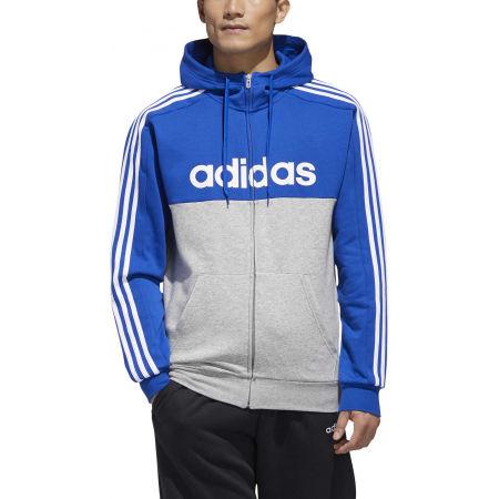 Мъжки суитшърт - adidas E CB HD TT - 3