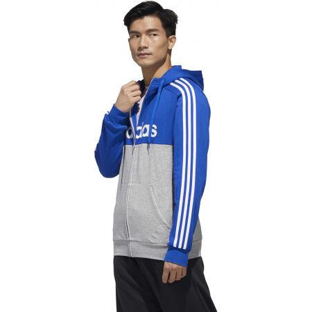 Мъжки суитшърт - adidas E CB HD TT - 5