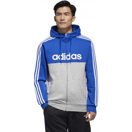 Мъжки суитшърт - adidas E CB HD TT - 4