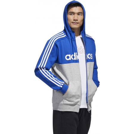 Мъжки суитшърт - adidas E CB HD TT - 6